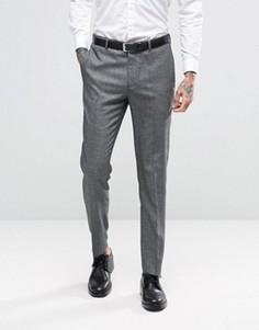 Фактурные брюки скинни ASOS WEDDING - Мульти