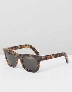 Солнцезащитные очки RetroSuperFuture Ciccio - Коричневый