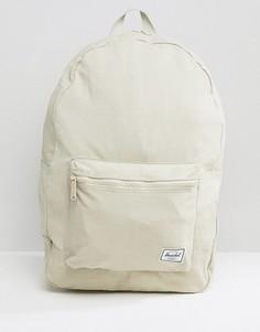 Хлопковый рюкзак Herschel Supply Co - 24,5 л - Бежевый