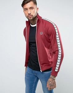 Красная спортивная куртка Fred Perry Sports Authentic - Красный