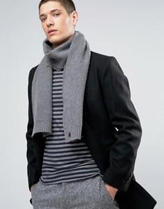 Шарф Original Penguin - Серый
