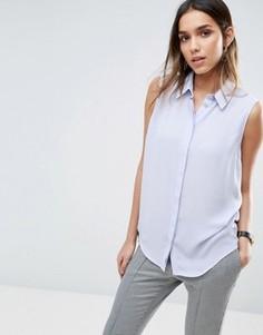 Блузка без рукавов ASOS - Синий