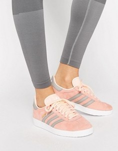 Кроссовки adidas Originals Gazelle - Розовый