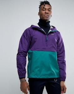 Фиолетовая непромокаемая куртка Patagonia Torrentshell - Фиолетовый