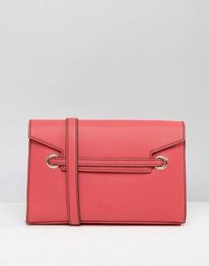 Миниатюрная сумка-тоут через плечо Nali - Розовый