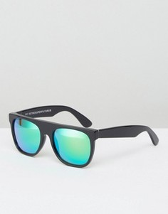 Солнцезащитные очки RetroSuperFuture - Черный