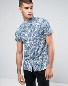 Рубашка с короткими рукавами и карманом Levis Sunset Mandola - Синий Levis®