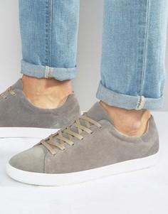 Замшевые кроссовки Vagabond Vince - Серый