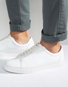 Кожаные кроссовки Vagabond Paul - Белый