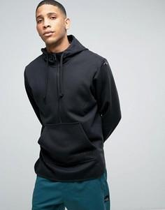 Худи черного цвета с короткой молнией adidas Originals Berlin Pack EQT BK7182 - Черный