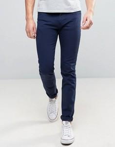 Темно-синие джинсы слим PS by Paul Smith - Темно-синий