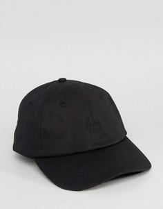 Черная бейсболка Hype - Черный