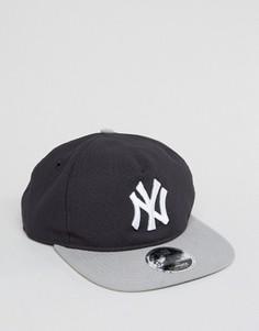Бейсболка New Era 9Fifty Unstructured NY Yankees - Темно-синий