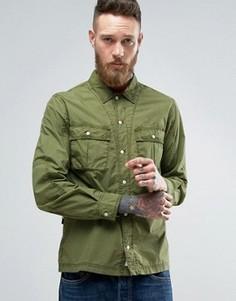 Рубашка Edwin Corporal - Зеленый