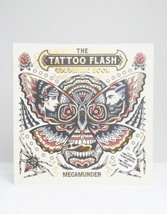 Книга-раскраска Tattoo Flash - Мульти Books