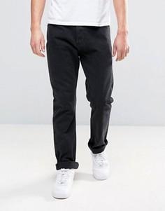 Свободные черные джинсы Weekday Vacant - Черный