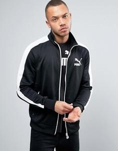 Черная спортивная куртка Puma Archive T7 572658 01 - Черный