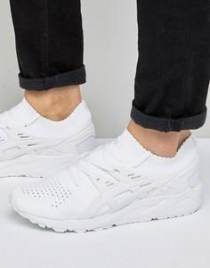 Белые кроссовки Asics Gel-Kayano H705N 0101 - Белый