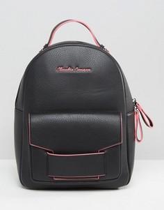 Рюкзак с контрастной отделкой Claudia Canova - Черный