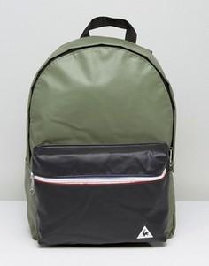 Рюкзак цвета хаки Le Coq Sportif Tri SP 1710486 - Зеленый