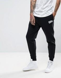 Спортивные штаны с логотипом Billionaire Boys Club - Черный