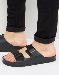Черные сандалии с пряжкой ASOS - Черный
