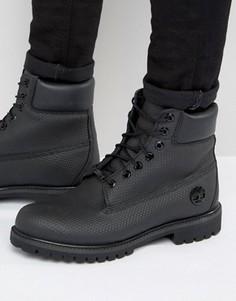 Премиум-ботинки Timberland Classic 6 дюйма - Черный