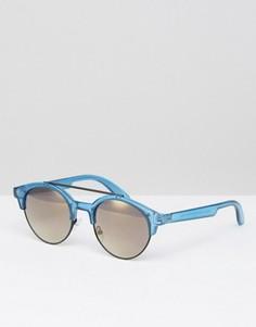 Солнцезащитные очки в стиле ретро AJ Morgan - Синий