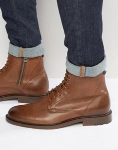 Ботинки на шнуровке BOSS Orange by Hugo Boss Cultroot - Рыжий