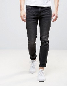 Узкие серые джинсы WeSC Alessandro - Серый