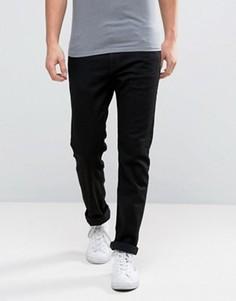 Черные джинсы слим WeSC Eddy - Черный