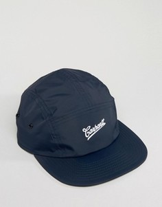 5-панельная кепка Carhartt WIP - Темно-синий