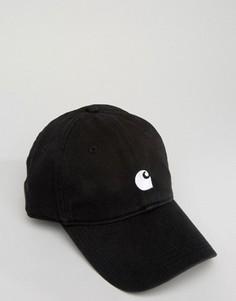 Бейсболка Carhartt WIP - Черный