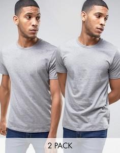 2 серых футболки с круглым вырезом Levis - Серый Levis®