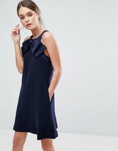 Свободное платье Ted Baker Trixia - Синий