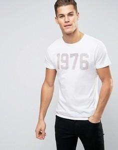 Футболка Blend 1976 - Белый