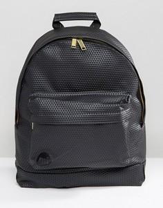 Черный рюкзак с перфорацией Mi-Pac - Черный