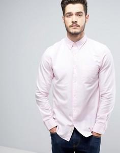 Розовая оксфордская рубашка классического кроя Jack Wills Wadsworth - Розовый