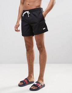Черные шорты для плавания Jack Wills Branwell - Черный