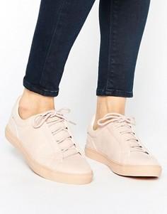 Кроссовки на шнуровке New Look - Розовый