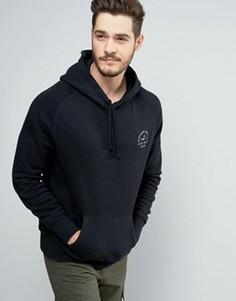 Худи черного цвета с логотипом Jack Wills Batsford - Черный