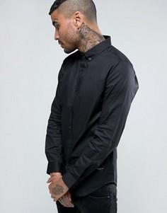 Узкая рубашка Criminal Damage - Черный