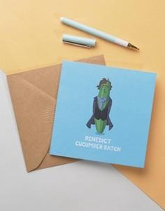 Открытка Ohh Deer Benedict Cucumberbatch - Мульти Gifts