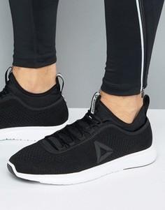 Черные кроссовки Reebok Running Plus BS5453 - Черный