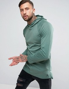 Худи Nike Jordan Lux Raglan 834541-340 - Зеленый