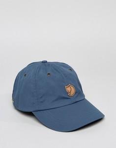 Синяя бейсболка Fjallraven Helags - Синий