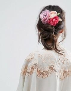 Заколка для волос с цветами ASOS Occasion - Мульти