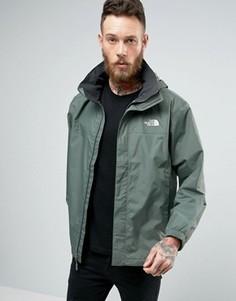 Зеленая куртка The North Face Resolve 2 - Зеленый