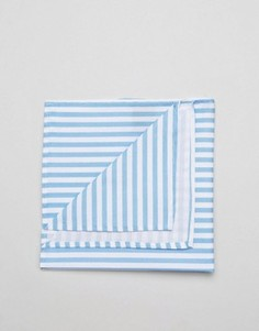 Платок для нагрудного кармана Selected Homme - Синий