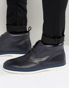 Ботинки чукка Paul Smith Inkie - Темно-синий
